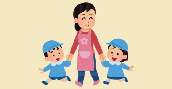 子供が好きの保育士の画像